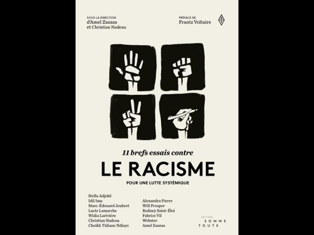 Lancement d'un livre sur le racisme systémique