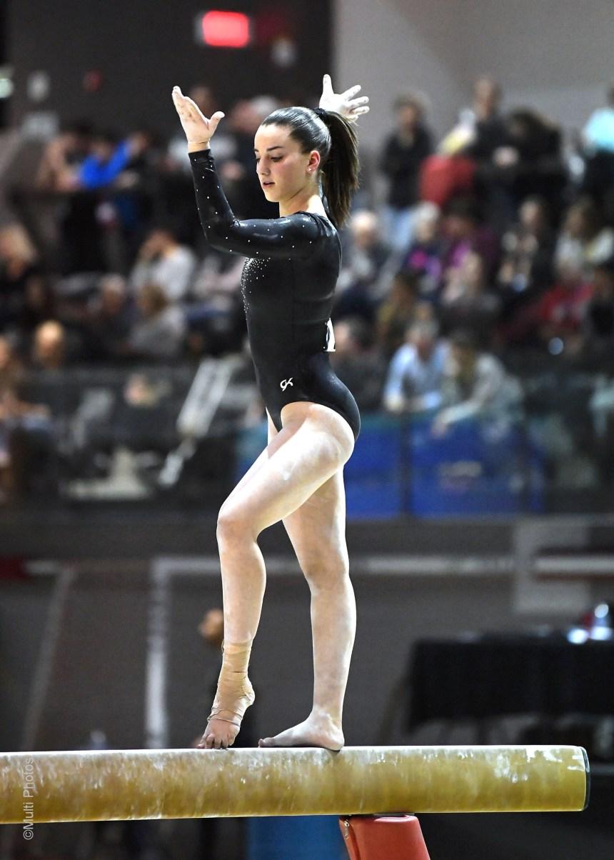Une athlète du Wimgym de Dorval représentera le Québec aux Jeux du Canada d'hiver