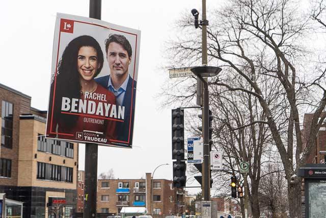 Élection partielle: les partis fédéraux s'activent