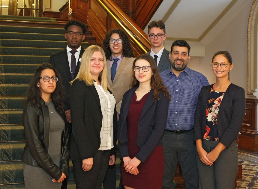 Rewarding Experience for Vanier College students