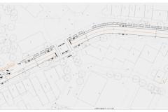 Aménagement du lien cyclable sur le boulevard LaSalle