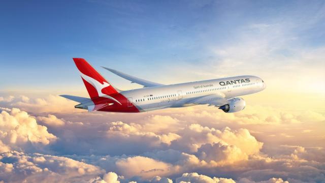 Qantas nommée compagnie aérienne la plus sure de 2019