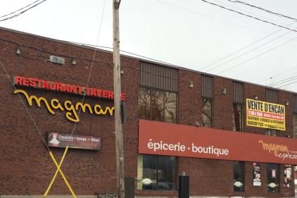 Taverne Magnan: la fin d'une époque