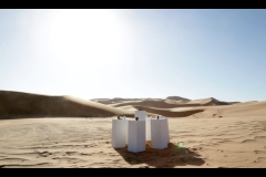 «Africa» de Toto dans le désert de Namibie «pour l'éternité»