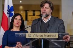 Le maire du Plateau-Mont-Royal Luc Ferrandez quitte la politique