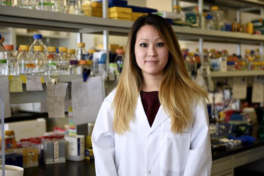De Mercier-Est à Tokyo : le parcours d'une scientifique