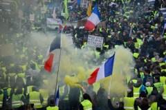 Un intellectuel français victime d'insultes antisémites par des Gilets Jaunes