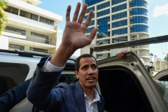 Washington appelle l'UE à reconnaître Guaido comme président vénézuélien