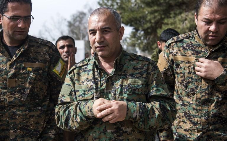 Syrie: l'EI piégé dans ses tunnels, les jours du «califat» sont comptés
