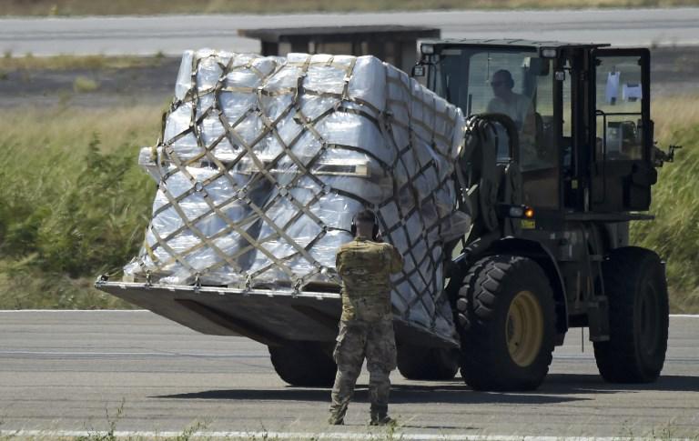 Venezuela: nouvelle arrivée d'aide des Etats-Unis à la frontière de Colombie