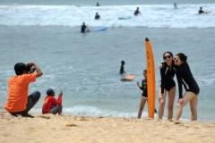 Plus de touristes en Indonésie en 2018 malgré les catastrophes