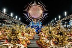Les paillettes biodégradables, la tendance verte du carnaval de Rio