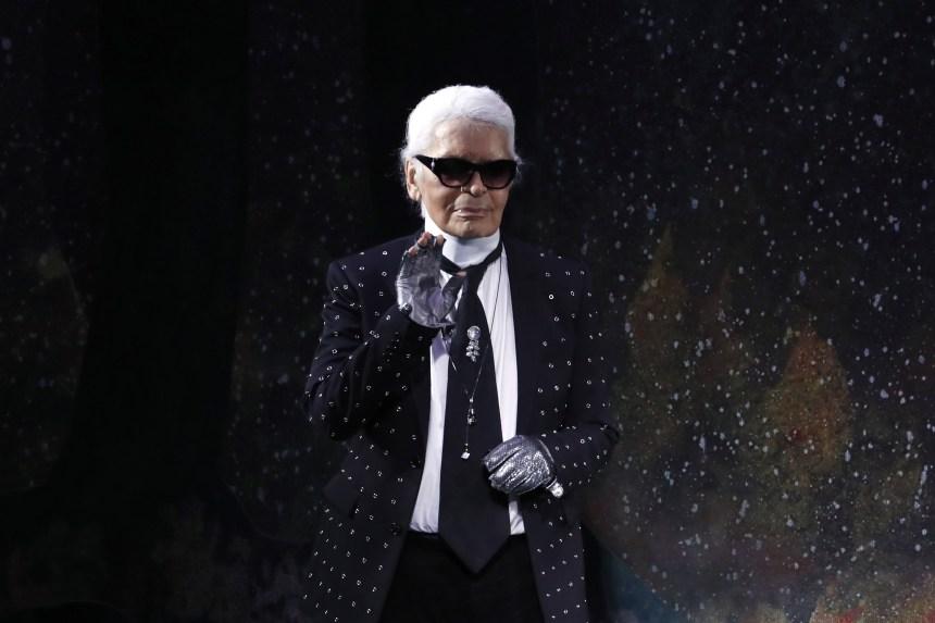 Karl Lagerfeld, le prolifique «Kaiser» de la mode, est mort
