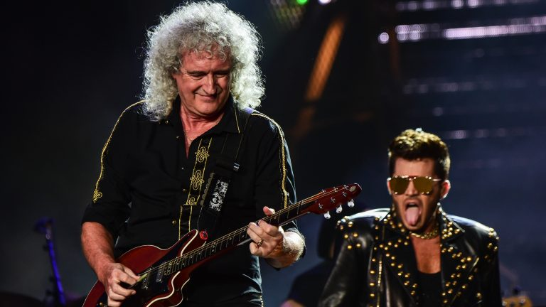 Queen et Adam Lambert sur scène aux Oscars 2019