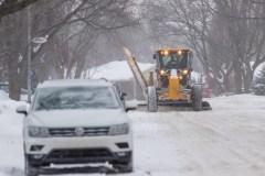 Opération de chargement de la neige lancée dès mercredi soir à Montréal