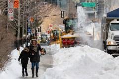 6 M$ supplémentaires pour faire face à un hiver «atypique»