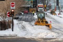Montréal défoncera de nouveau son budget de déneigement