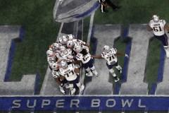 Les Patriots remportent le 53e Super Bowl