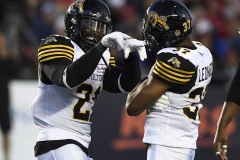 La LCF impose une suspension de deux matchs à Simoni Lawrence des Tiger-Cats
