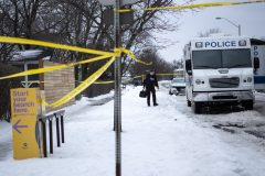 L'homme accusé dans la mort de sa fille est hospitalisé