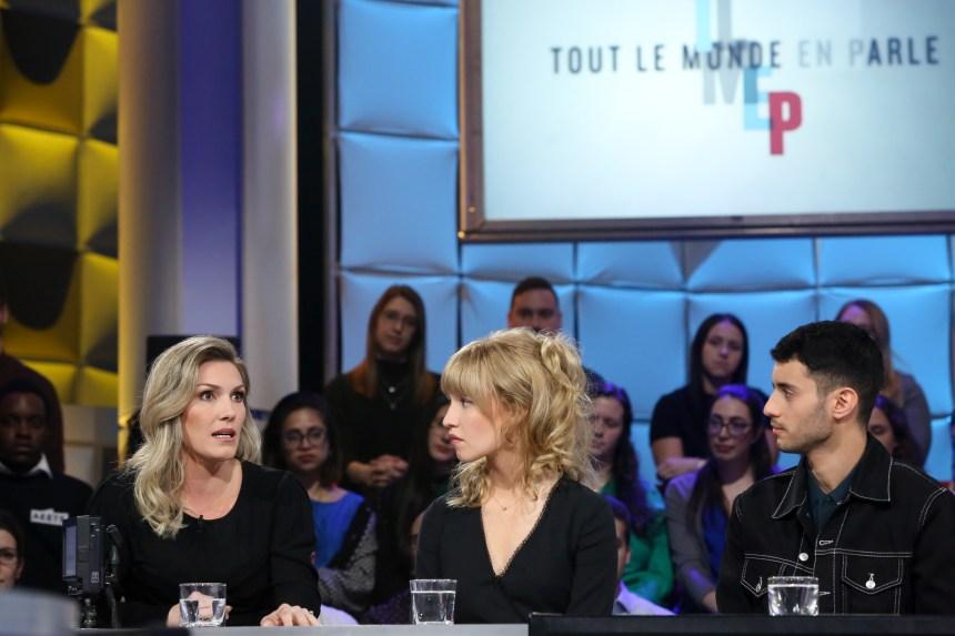 TLMEP: Le monstre, la série qui appelle à «briser le silence» sur la violence conjugale