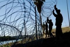 Le Pentagone envoie 3750 soldats de plus à la frontière États-Unis-Mexique