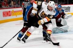 Varlamov stoppe 40 tirs dans un gain de l'Avalanche contre les Knights, 3-0