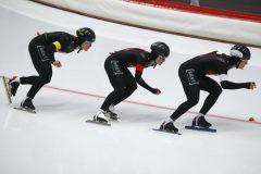 Le Canada obtient l'argent au sprint par équipes féminin aux Mondiaux d'Inzell