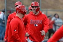 Trout: les Angels ont eu des discussions internes concernant un nouveau contrat