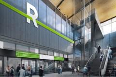 Aéroport: investissement de 500 millions pour la station du REM