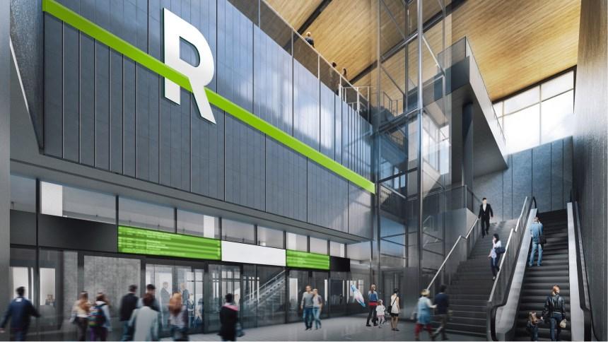REM: huit stations changeront finalement de nom