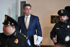 Michael Cohen de retour au Congrès pour une audition à huis clos