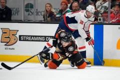 Les Ducks complètent les festivités avec une victoire de 5-2 contre les Capitals