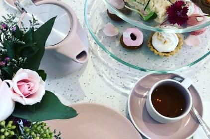 Engouement pour le thé à l'anglaise