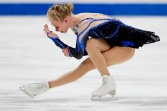 Championnats des Quatre continents: Tennell en tête après le programme court