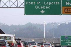 Y a-t-il vraiment de la congestion routière à Québec?