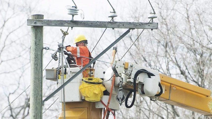 L'électricité rétablie pour plusieurs, d'autres doivent patienter