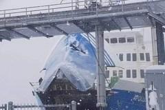 Le navire Apollo retiré de la flotte des traversiers