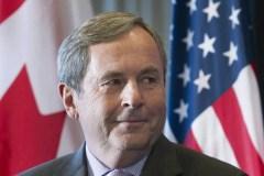 Les représailles tarifaires du Canada nuisent aux Américains, selon l'ambassadeur
