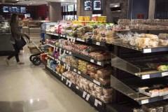 Le panier d'épicerie des Québécois: le tiers rempli de produits ultratransformés