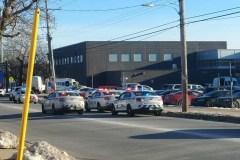 Fausse arme retrouvée après le confinement d'élèves à Halifax