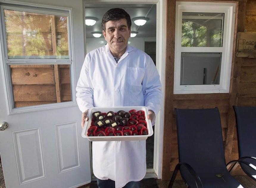 Un chocolatier syrien souhaite embaucher et aider des réfugiés