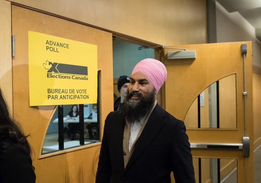 Jagmeet Singh remporte l'élection partielle dans Burnaby-Sud