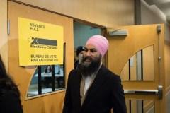 Une élection partielle en Colombie-Britannique décidera du sort de Jagmeet Singh