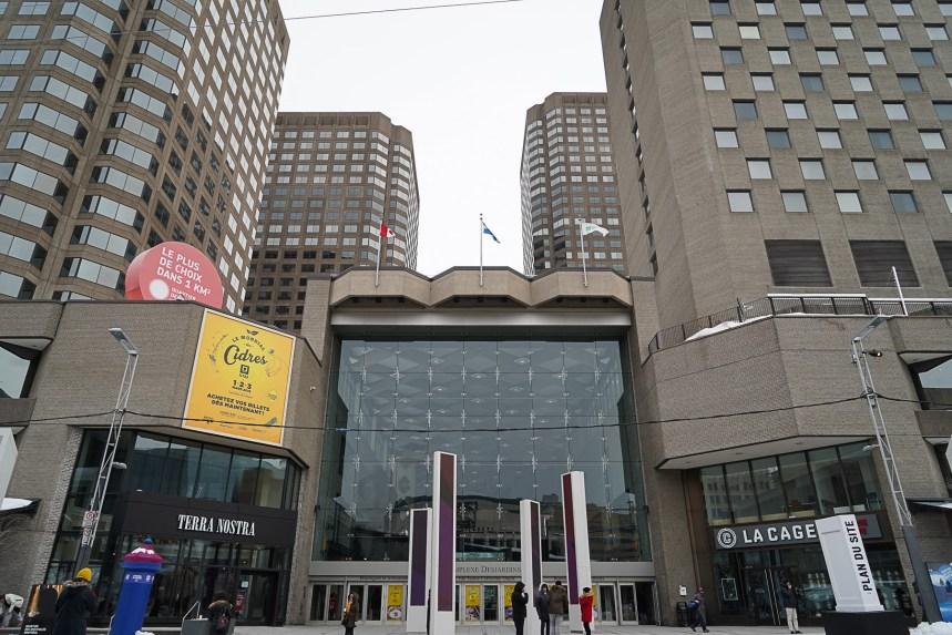 Ruée vers les commerces montréalais après la réouverture