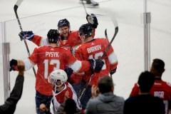 Huberdeau en vedette pour les Panthers, qui s'imposent 4-2 face aux Sabres