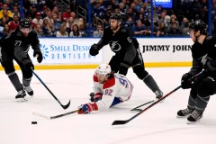 Le Canadien s'incline 3-0 face au Lightning et encaisse un 3e revers de suite