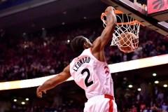 Leonard: 25 points dans une victoire des Raptors face aux Spurs, 120-117