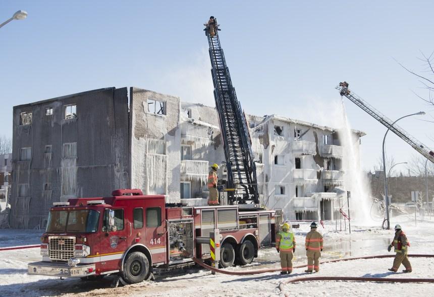 Un feu de cuisinière a déclenché l'incendie mortel de Longueuil