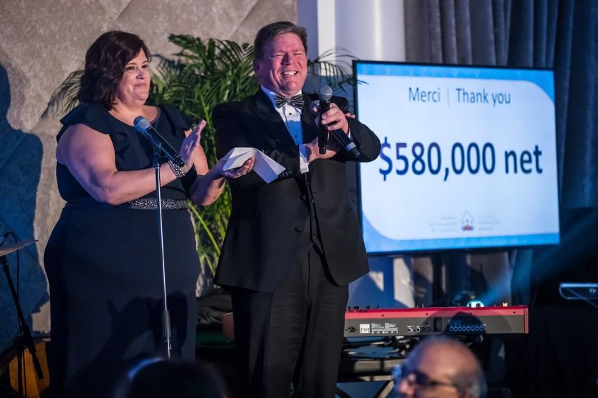 580 000$ pour la Résidence de soins palliatifs